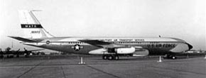 SAM 86972 when it was known as MATS 86972 before Air Force One